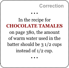 Correction